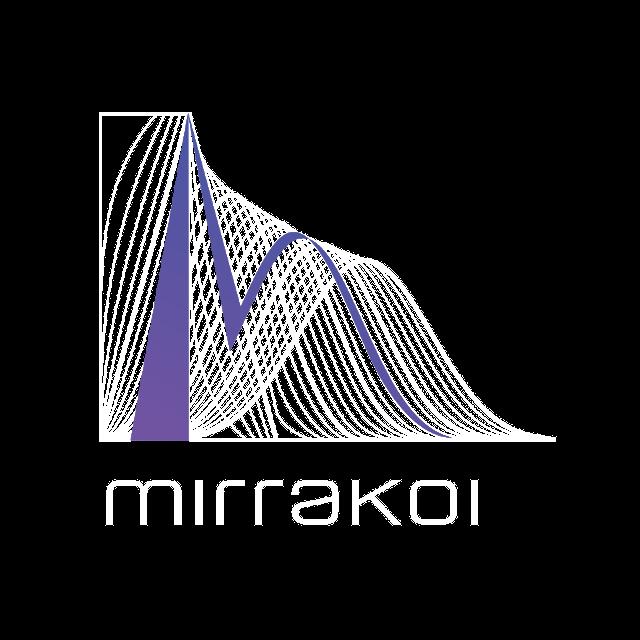 Mirrakoi full page logo